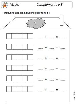 Ateliers Individuels Maths Au Cp Titline A L Ecole